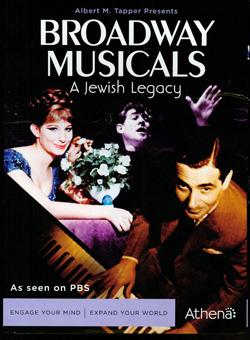 broadway musicals jewish legacy