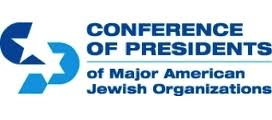 conference of presidents logo