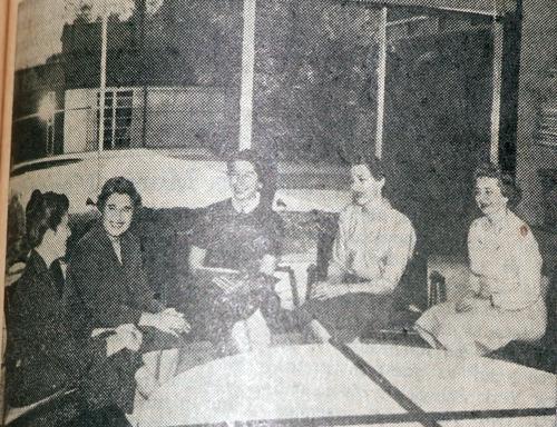 19570726-women's division fundraising
