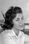 Paula Siegel as a young woman