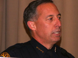 La Mesa Police Chief Ed Aceves