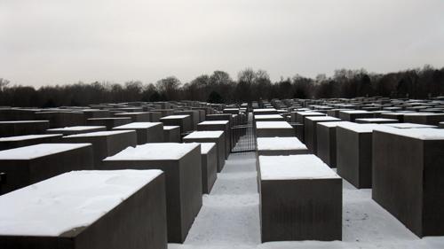 Holocaust Museum Berlin  (Photo: Garry Fabian)
