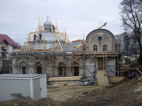 Great Synagogue, Iasi, Romania