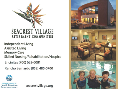 Seacrest Village ad