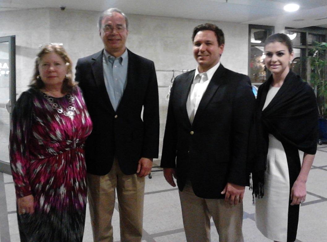 Ron Desantis Wife Two gop congress members visit israel, pledge ...