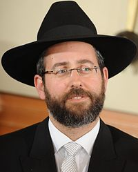 Rabbi Dovid Lau