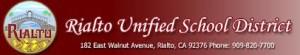 rialto unified school district