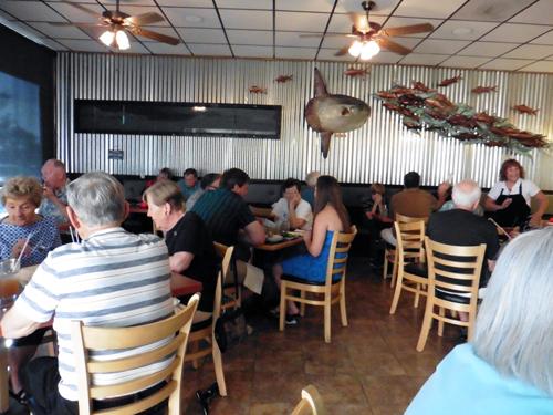 Jewish Family Opens Aj S Fish Merchant San Diego Jewish World