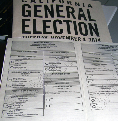 How American elections are conducted | San Diego Jewish World