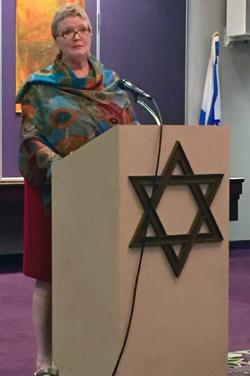 San Diego City Councilwoman Marti Emerald