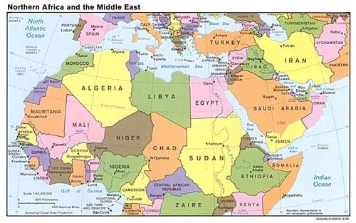Middle East Roundup January 9 2017 San Diego Jewish World