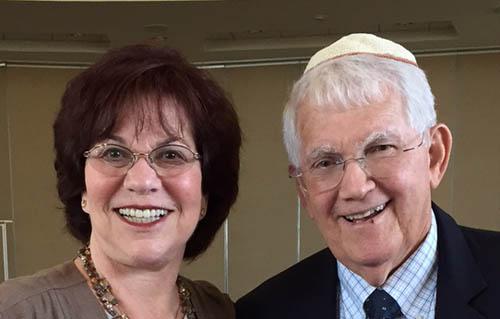Ed and Sue Cherlin