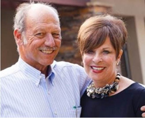 Bill and Judy Friedel