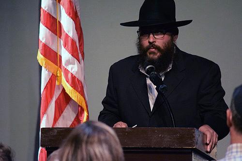 Rabbi Baruch Shalom Ezagui
