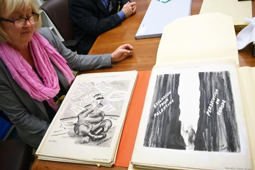 UC Berkeley boasts Rube Goldberg's cartoon collection | San Diego